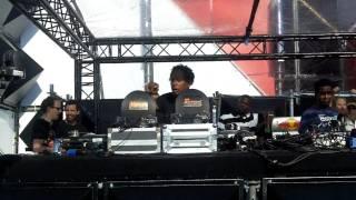 Derrick May --Belleville 3 Live [sagi one million oaks] @ Awakenings 10 yr Anv, Amsterdam, 6-26-2010