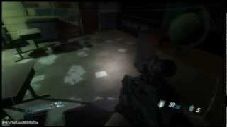 F.E.A.R. 2 - Scary Moments and Alma Scenes (1/3) [HD]