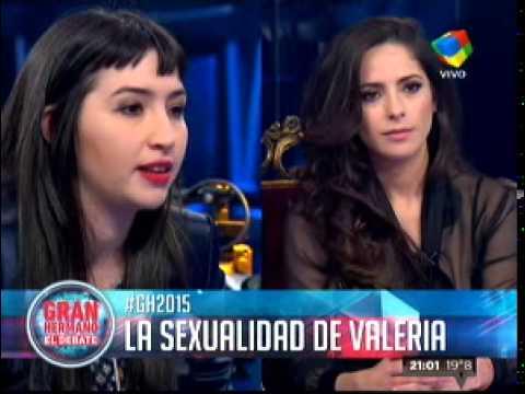 Roces entre Sofía Gala Castiglione y Victoria Vannucci en El Debate de GH 2015