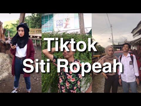 Jangan tonton Tiktok ini Kalau tak Subscribe....Tiktok Siti Ropeah Viral