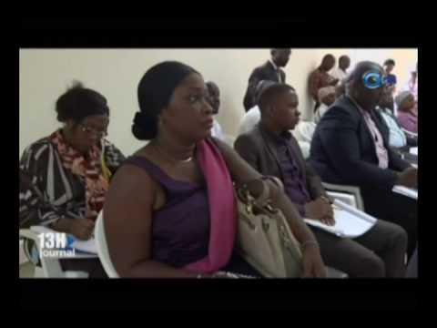 RTG / Séminaire de formation des formation de Gabon poste