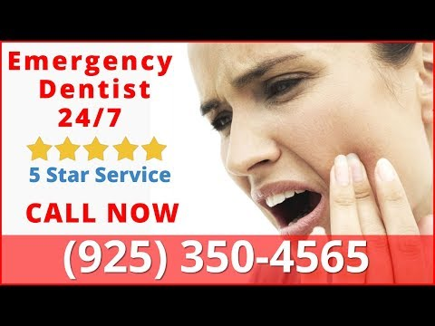 24 Hour Emergency Dentist Dublin CA (925) 350-4565  Emergency Dental Care Dublin CA