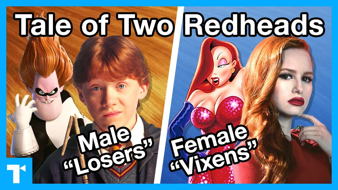 The Redhead Onscreen | How We Respond To Difference