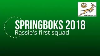 Examining Rassie's Springbok squad: Part two - The engine room