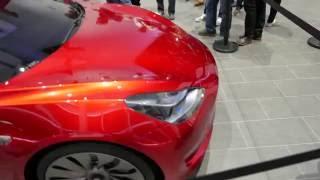 Tesla Model 3 4k at gigafactory #2