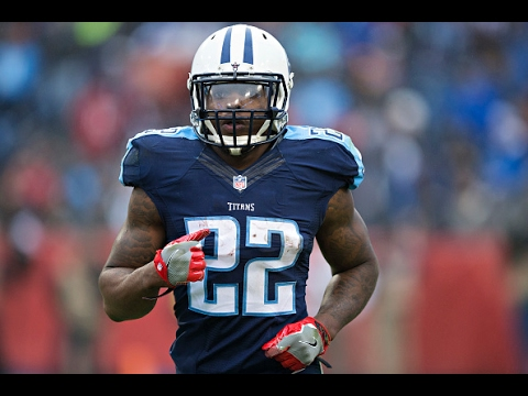Derrick henry// Tennessee titans rookie highlights//