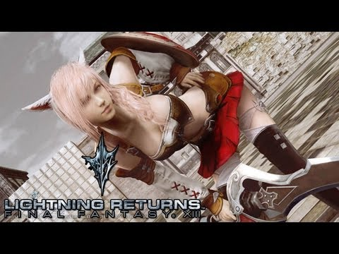 Lightning Returns: Final Fantasy XIII 'Costumes Trailer' TRUE-HD QUALITY