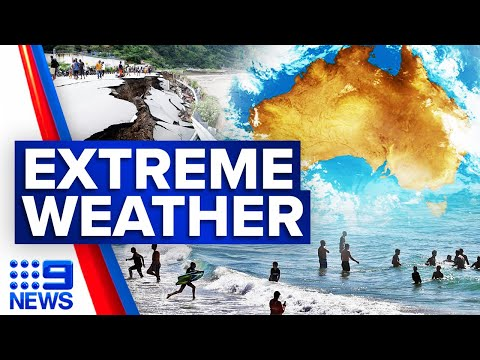 Tropical cyclone Seroja heading for WA | Weather Forecast | 9 News Australia