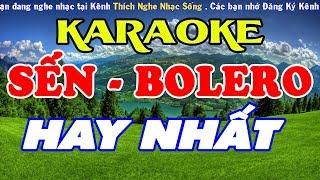 [KARAOKE] Liên Khúc Karaoke Nhạc Sến - Bolero - Trữ Tình Hay Nhất - Nhạc Sống Karaoke #6