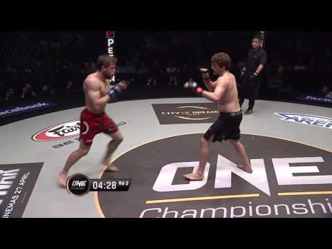 ONE Championship 41 - Main Event | Ben ASKREN vs Nikolay ALEKSAKHIN (Catchweight Bout - 185 lb)