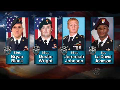 New details about ambush in Niger that killed Green Berets