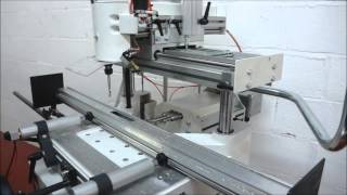 WMS Master 3P Copy Router with Triple Drill Espag Window Machinery Search