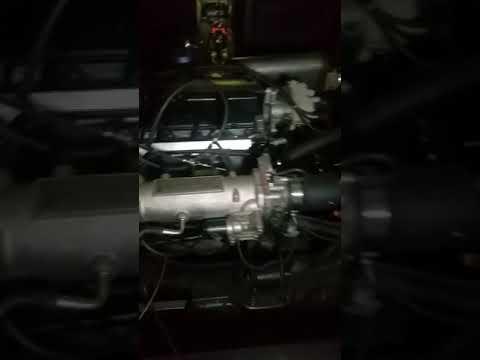 Mid engine teg