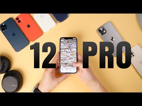 9 месяцев с iPhone 12 Pro. Все что нужно знать про iPhone 12 Pro перед покупкой