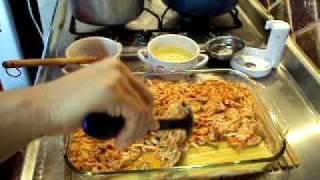 LASAGNA DE POLLO Y CHAMPIÑONES (VIP Gourmet By SULMA RAMOS