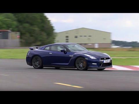Nissan GTR Power Lap | The Stig | Top Gear