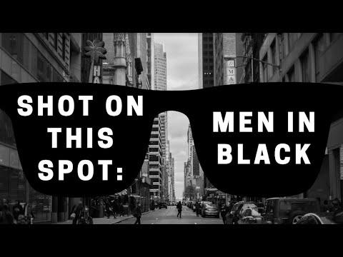 Shot On This Spot: Men in Black