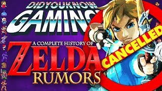 A Complete History of Zelda Rumors - Did You Know Gaming? Feat. Remix (Part 2)