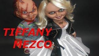 tiffany mezco - muñeca la novia de chucky - bride of chucky doll - cult of chucky