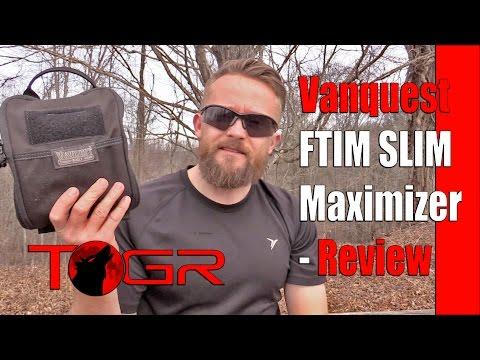 Excellent Quality - Vanquest FTIM SLIM Maximizer - Review