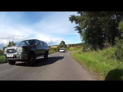Cycling Fife - Double blind overtakes (NSFG) #OpParamount