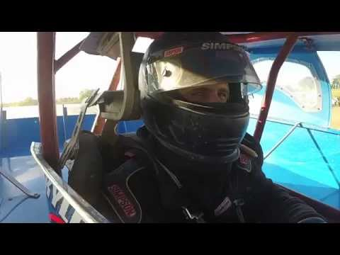 OfficeCam....Hot Laps Style at Mercer Raceway Park