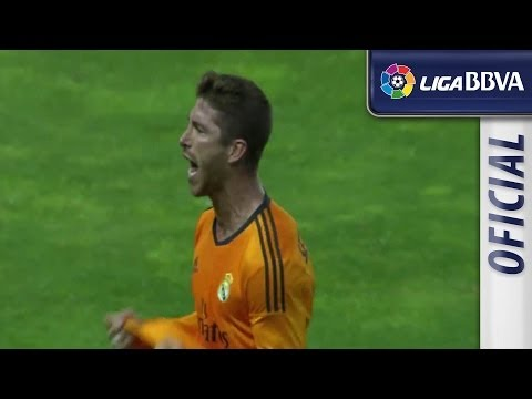 Highlights Real Valladolid (1-1) Real Madrid - HD