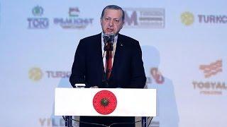 Cumhurbaşkanı Erdoğan AB'ye seslendi