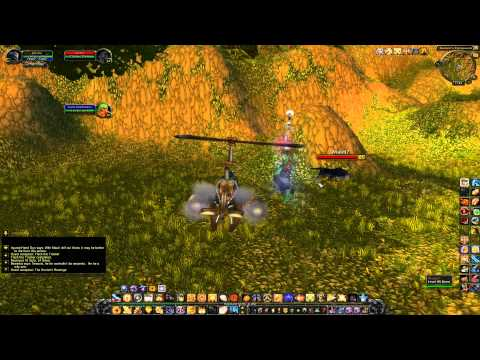 WoW: Cata (Alliance) Bwemba's Spirit Quest Chain 2 of 3, How To/WalkThrough
