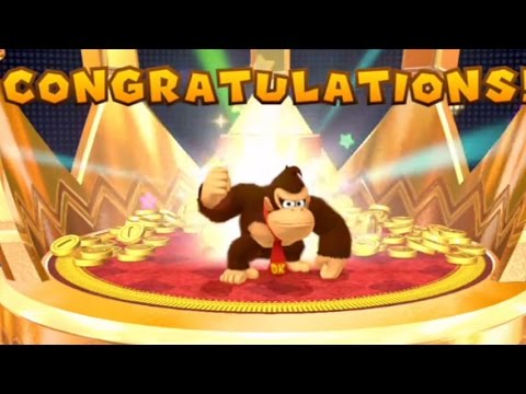 Mario Party 10 Coin Challenge 5 Rounds Youtube