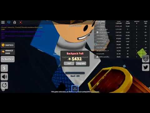GRINDING ON TREASURE HUNTING SIMULATOR! (Treasure Hunting Simulator) -  Roblox |