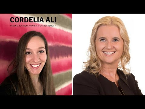 Inspirational and Motivational Interview With Cordelia Ali