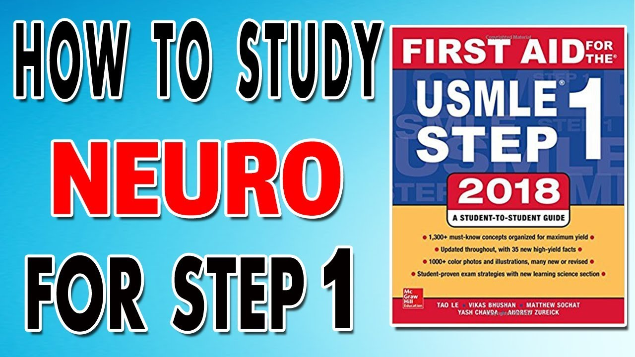 How to Study Neurology For Step 1 - YouTube b6aa89b83dd28