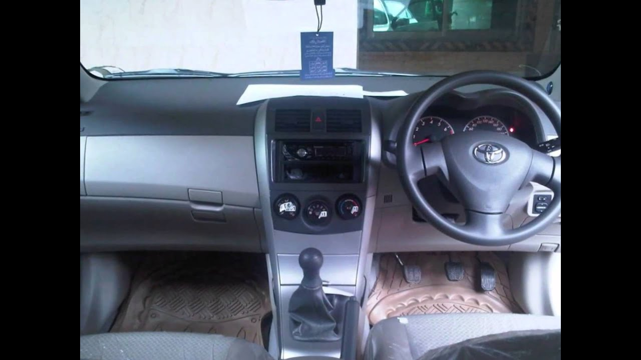 2011 Toyota Corolla Gli In Pakistan Youtube