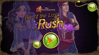 Disney's Descendants - Isle Of The Lost: Rush  Evie High-score Gameplay