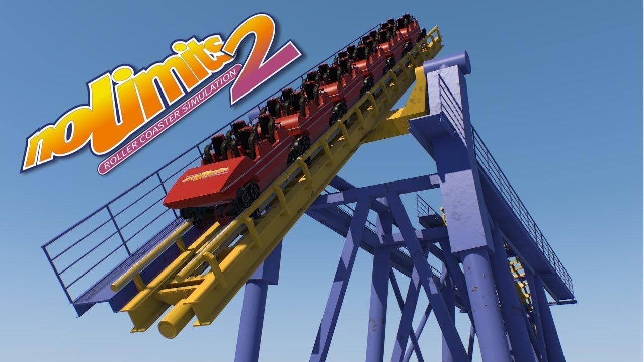 NoLimits 2 - Roller Coaster Simulation - Home