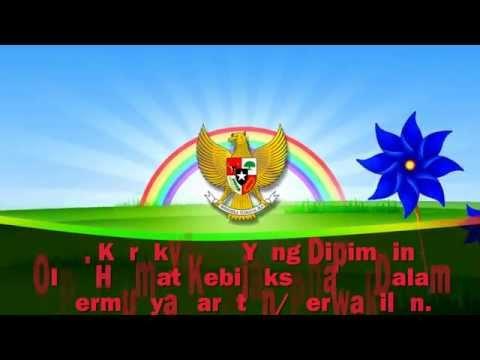 Multimedia Slideshow Arti Simbol-simbol Garuda Pancasila