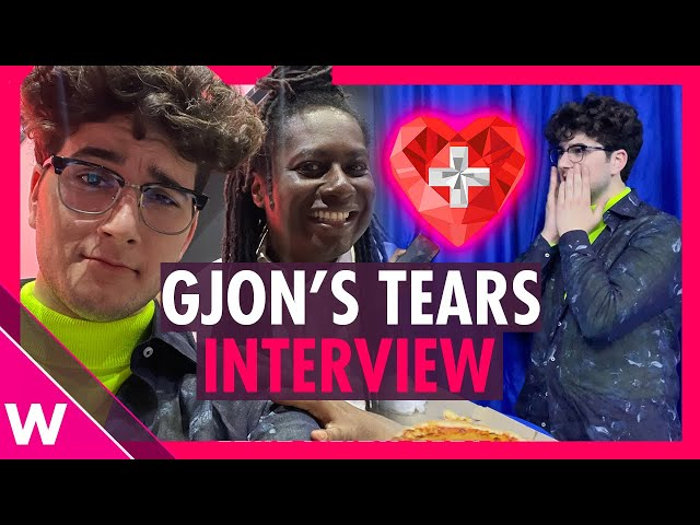 Gjon's Tears: Eurovision 2021 jury winner reflects on voting, stage mishaps and