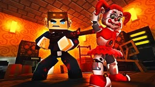 FNAF Sister Location - BABY'S DEATH! (Minecraft Roleplay) S2 Night 7