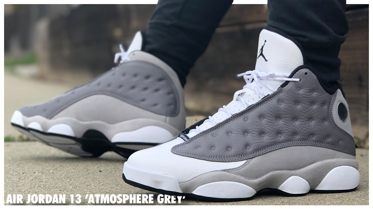 3d6a1e6ffc5 Air Jordan 13 'Atmosphere Grey' | Detailed Look and Review - WearTesters