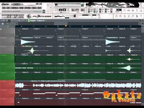 Katy Perry - E.T. FL Studio 10 + Acapella