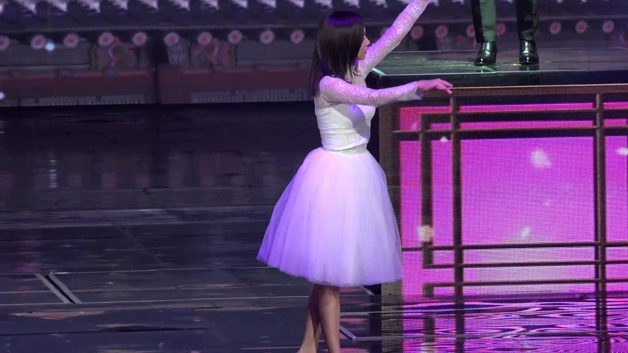161229 트와이스(TWICE) 미나(MINA) 발레(ballet) in KBS가요대축제