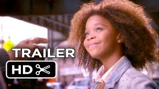 Annie Official Trailer #1 (2014) - Jamie Foxx, Quvenzhané Wallis Movie HD