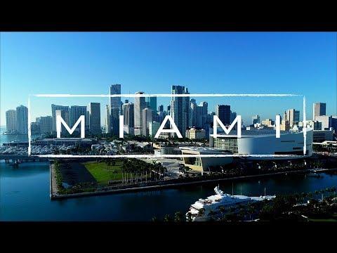 Miami | 4K Drone Footage