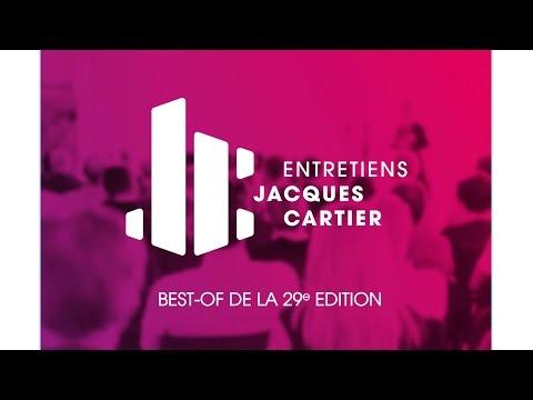 Best-Of des Entretiens Jacques Cartier 2016