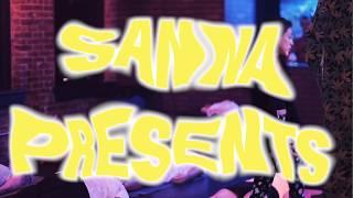 Sanna presents Restorative CBD Yoga