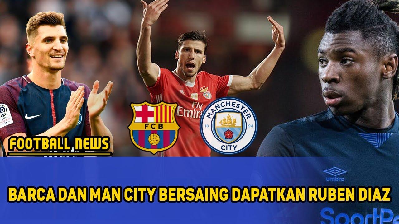 Barcelona dan Man City Bersaing Dapatkan Ruben Diaz👊 Mane Yakinkan Werner untuk Gabung Liverpool👍