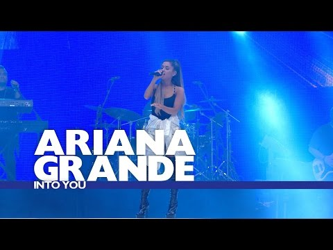 Ariana Grande - 'Into You' (Live At The Summertime Ball 2016)