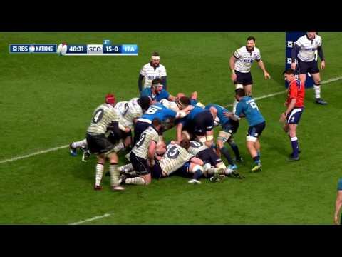 Short Highlights Worldwide: Scotland 29-0 Italy | RBS 6 Nations