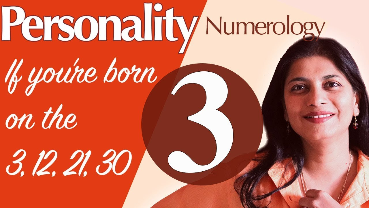 number 3 numerology # 33